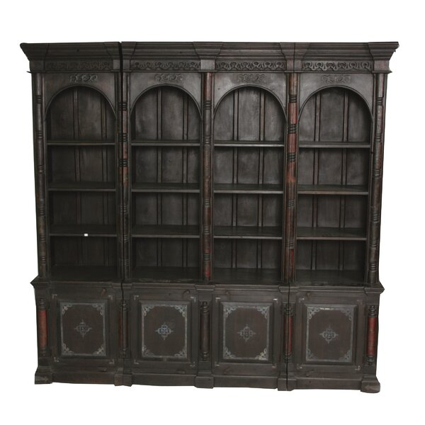 Pepe Oversized Standard Bookcase By World Menagerie
