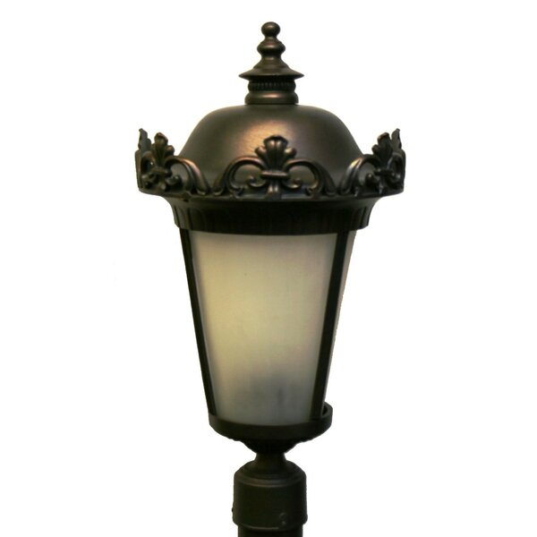 Petrey 3 Light 22.5 Post Lantern by Alcott Hill