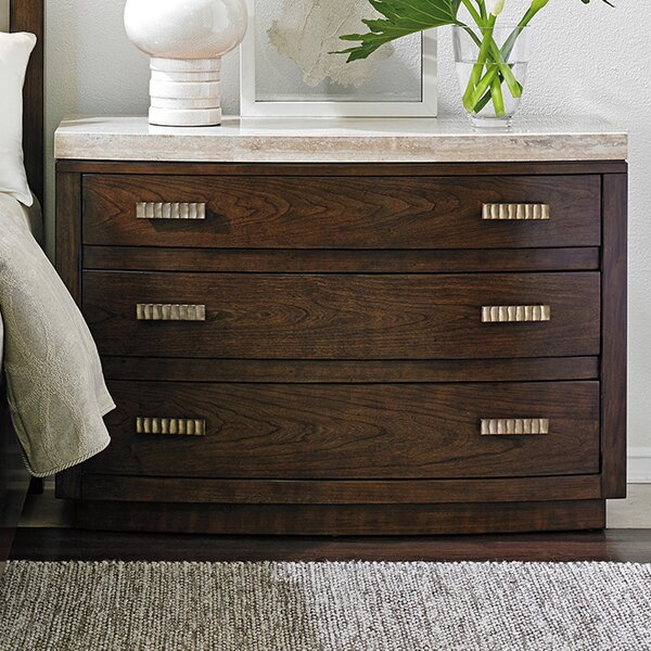 Laurel Canyon 3 Drawer Bachelors Chest by Lexington