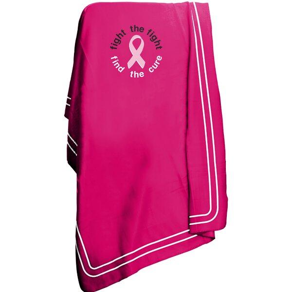 BCA Classic Fleece Blanket by Logo Brands