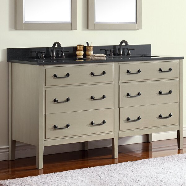 Tharp 61 Single Modern Bathroom Vanity Set by August Grove