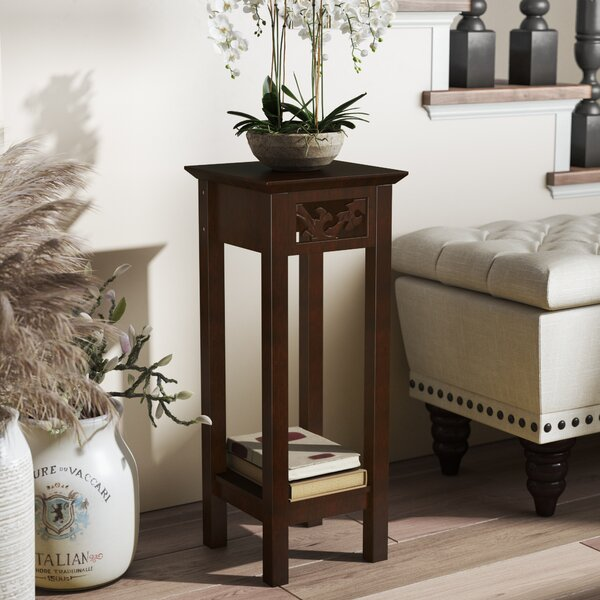 Carman End Table With Storage By Winston Porter