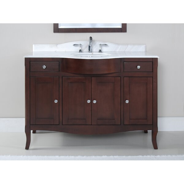 Dalian 48 Single Vanity Set by Harper Beach