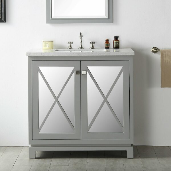 Hazle 36 Single Vanity Set by Gracie Oaks
