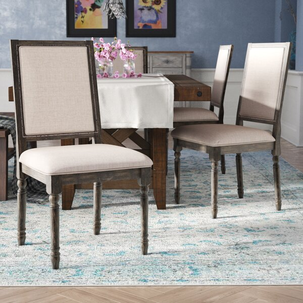 Altier Upholstered Dining Chair (Set of 2) by Lark Manor