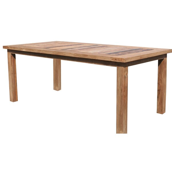 Solid Wood Dining Table by Chic Teak Chic Teak