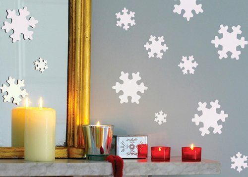 Snowflakes Wall Decal