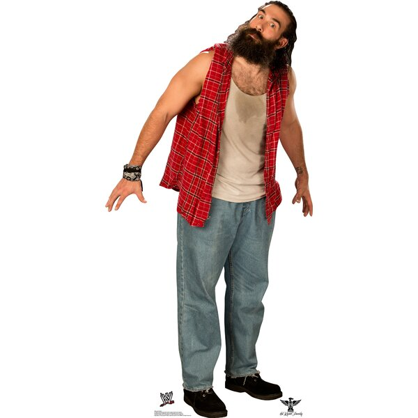 WWE Luke Harper Cardboard Stand-Up by Advanced Graphics