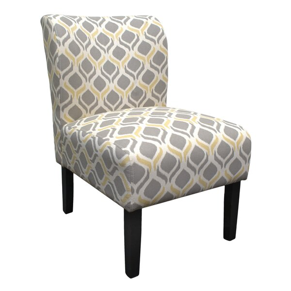 Middleton Slipper Chair by BestMasterFurniture