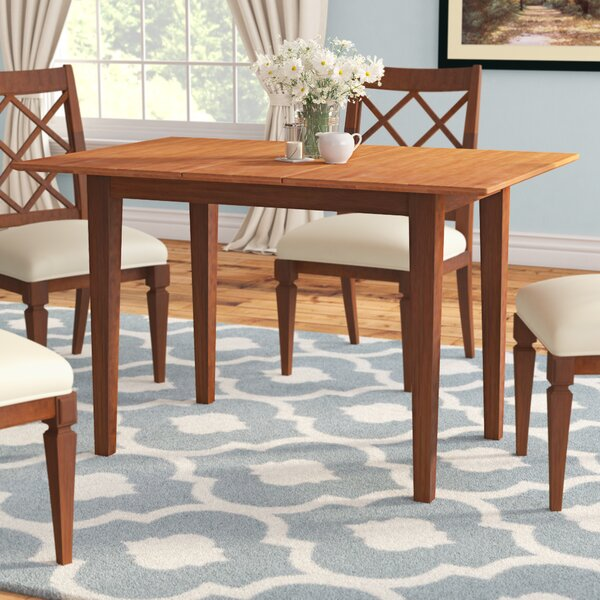 Jenice Extendable Dining Table by Charlton Home