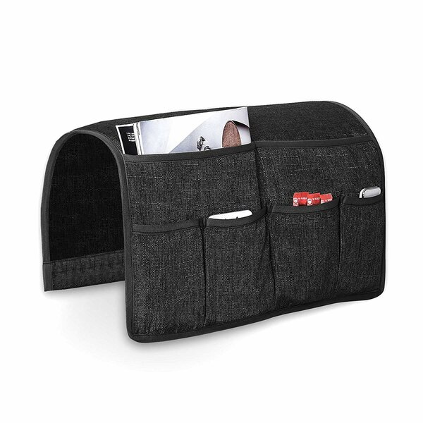 6 Pockets Armrest Holder Storage Organizer By Subrtex