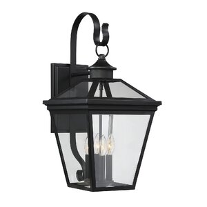 Coleg 4-Light Outdoor Wall Lantern