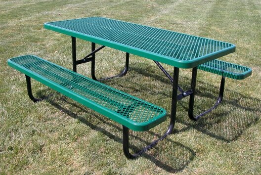 Extra Heavy Duty Picnic Table by Ultra Play