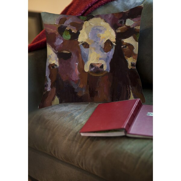 Class Picture Printed Throw Pillow by Manual Woodworkers & Weavers