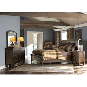 McCarthy Platform Configurable Bedroom Set by Darby Home Co