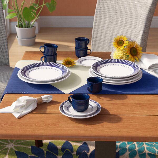 Conor 20 Piece Dinnerware Set, Service for 4 by Langley Street