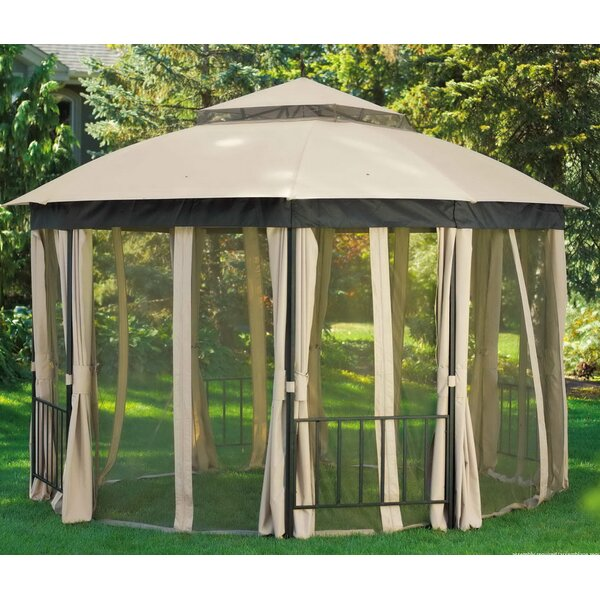 Replacement Mosquito Netting for Octagon Gazebo by Sunjoy