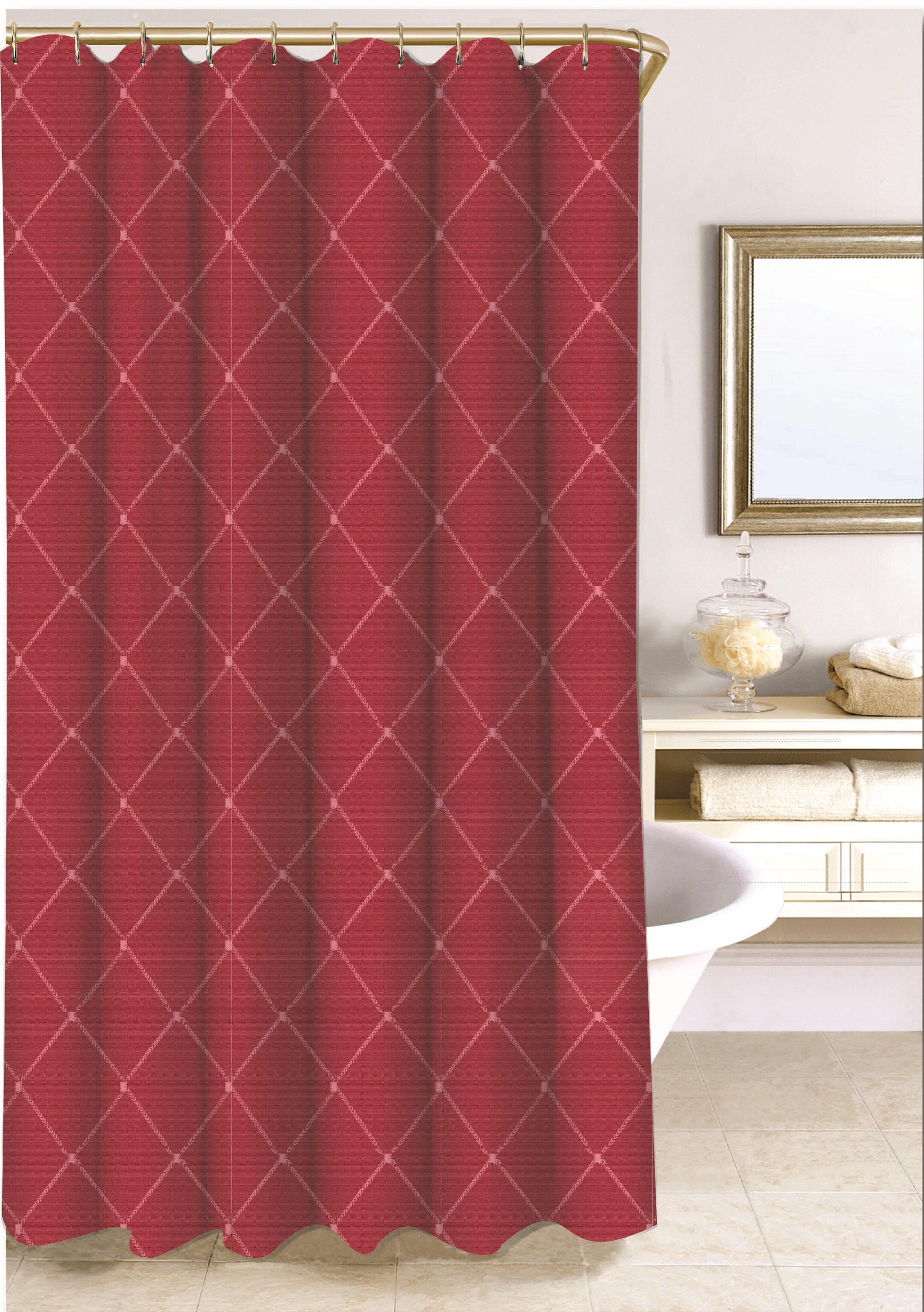 Homewear Linens Wellington Shower Curtain Reviews