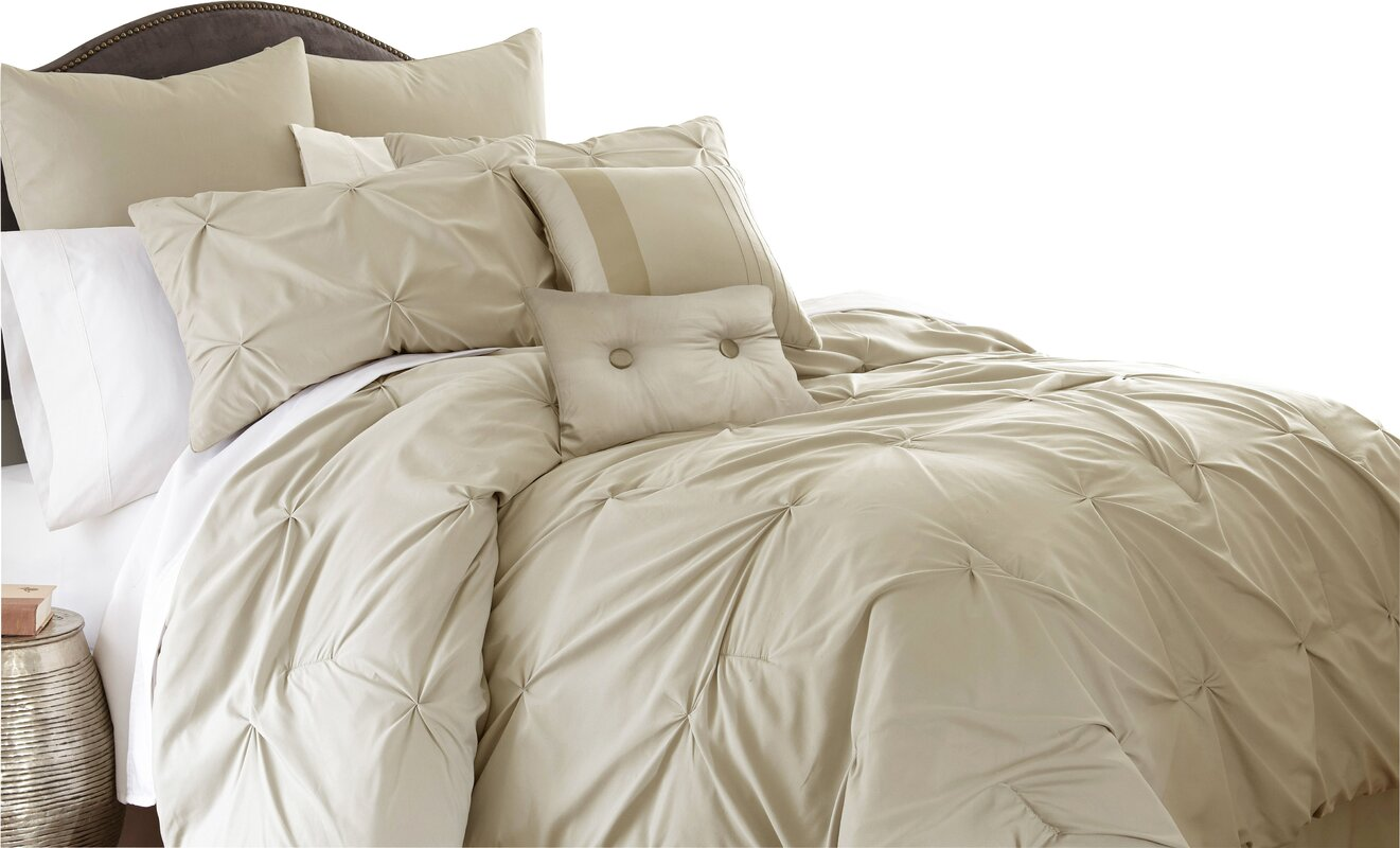 chatillon comforter set. august grove chatillon comforter set  reviews  wayfair