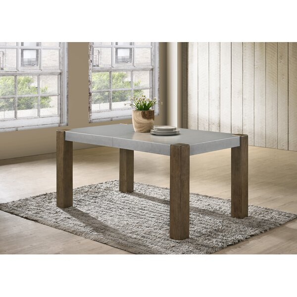 Colmont Butterfly Leaf Dining Table by Gracie Oaks