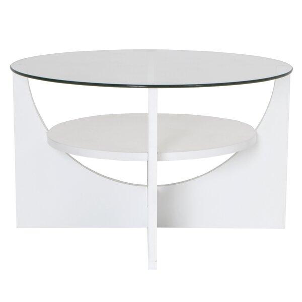 Anmie Sled Coffee Table By Orren Ellis
