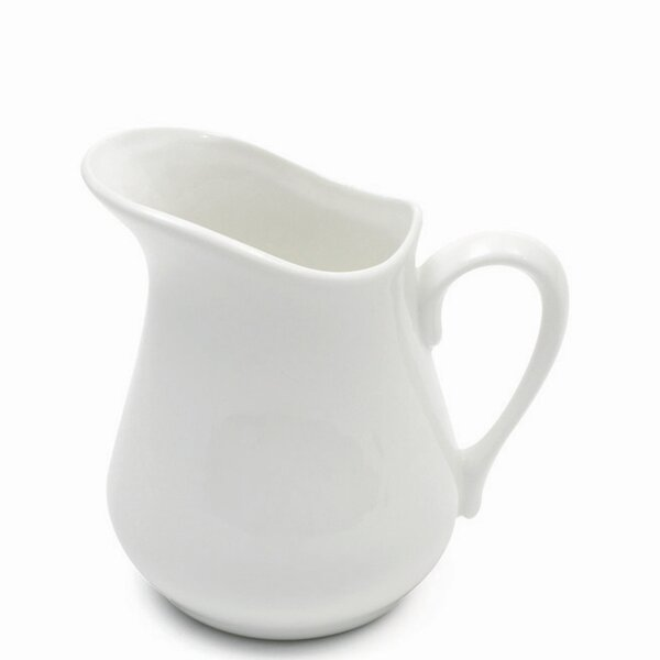 White Basics Milk Pitcher (Set of 2) by Maxwell & Williams
