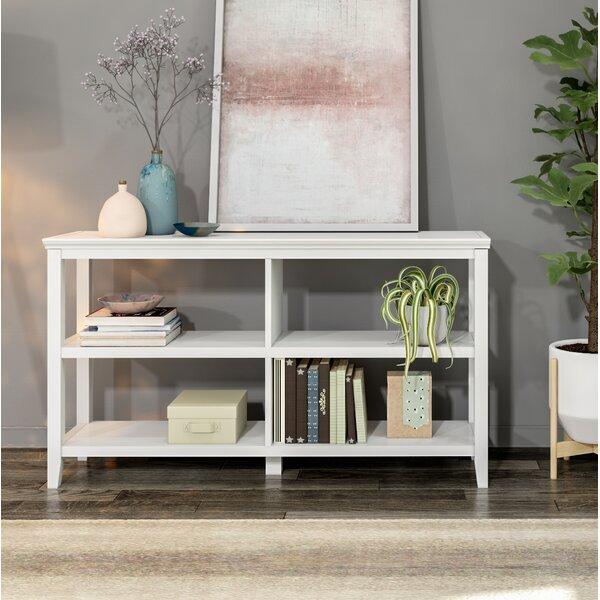 Lister Newridge Standard Bookcase By Winston Porter