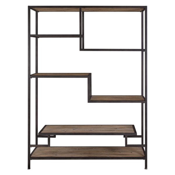 Indigo Bookcase by Gracie Oaks