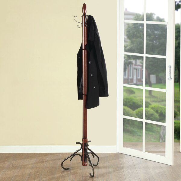 Pinnacle Coat Rack by Homestar