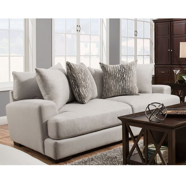 Last Trendy Jesup Sofa by Latitude Run by Latitude Run