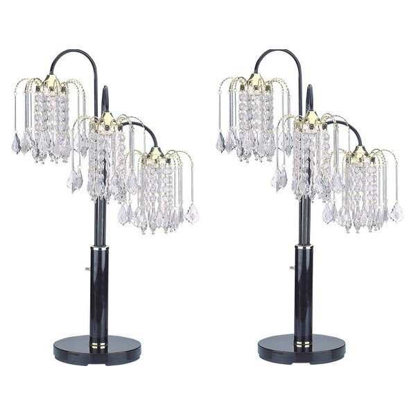 Schirado 34 Arched Table Lamp (Set of 2) by Astoria Grand