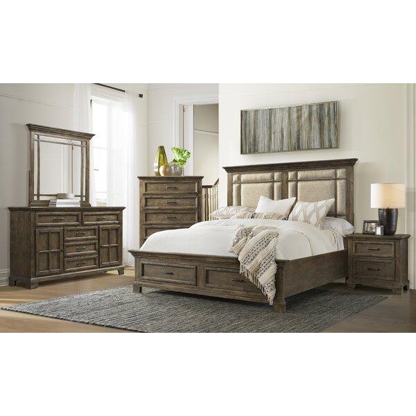 Schweitzer Standard Configurable Bedroom Set by Gracie Oaks