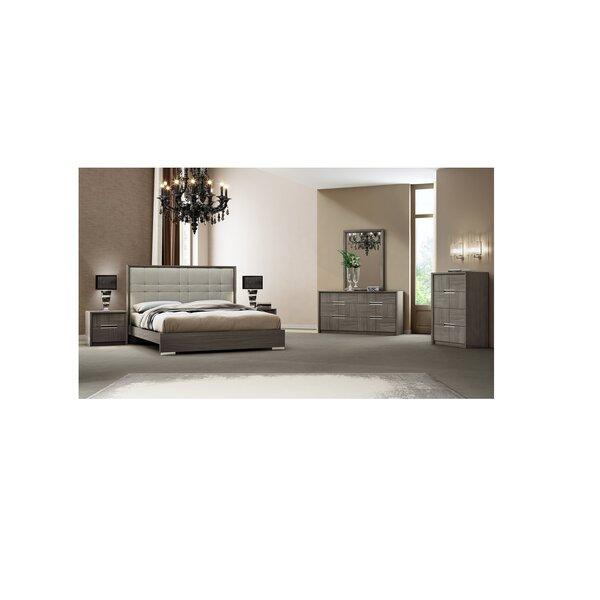 Morel Copenhagen Platform Configurable Bedroom Set by Orren Ellis