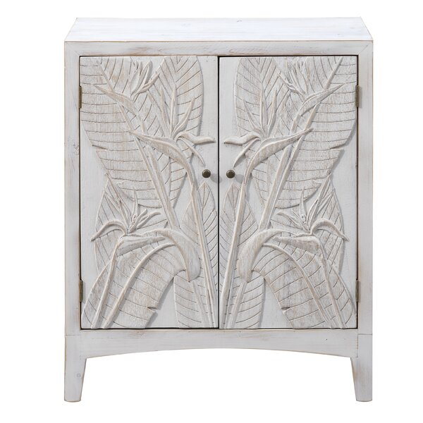 Reece 2 Door Accent Cabinet by Bay Isle Home Bay Isle Home