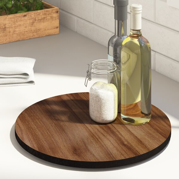 Woodbine Acacia Lazy Susan by Mint Pantry