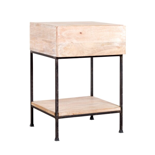 Audrey End Table by Wildon Home ®