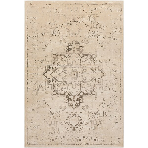 Synthia Camel Area Rug by Ophelia & Co.