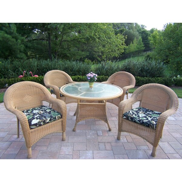 Kingsmill Dining Set with Cushions
