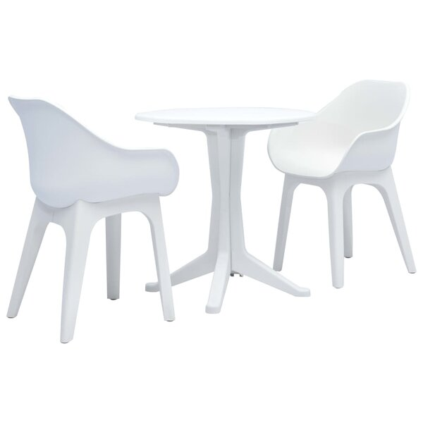 Chelsy 3 Piece Bistro Set by Latitude Run