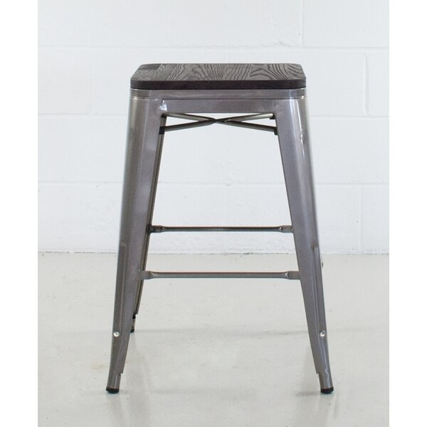 Johan Grand Bar & Counter Stool (Set Of 2) By Williston Forge