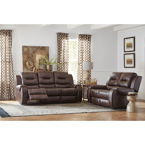 Daigre Reclining 2 Piece Living Room Set by Red Barrel Studio