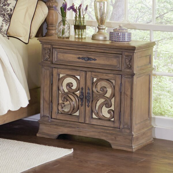 George Nightstand by One Allium Way