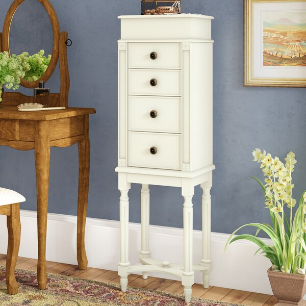 Bain Jewelry Armoire by Alcott Hill