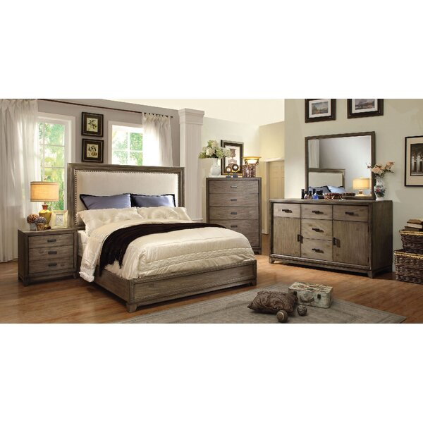 Munson Panel Configurable Bedroom Set by Union Rustic