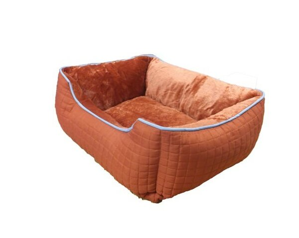 Quilted Dog Bolster by Stratford Home