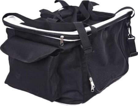 Lightweight Collapsible Pet Carrier by Pet Life