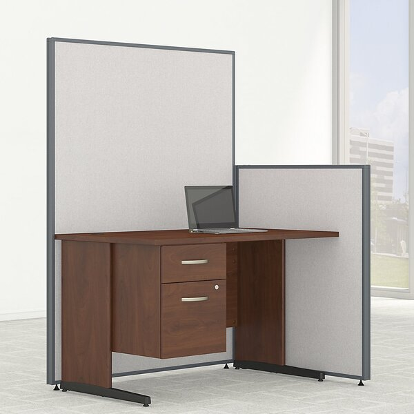 ProPanel 2 Piece Desk Office Suite by Bush Business Furniture