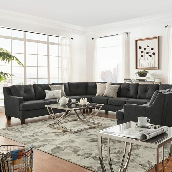 Doane 11 Seat Sectional by Brayden Studio