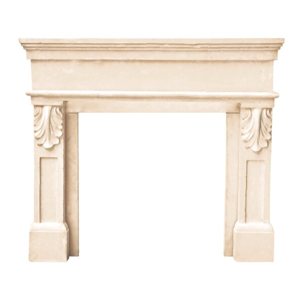 Designer Paris Fireplace Surround By Historic Mantels Limited
