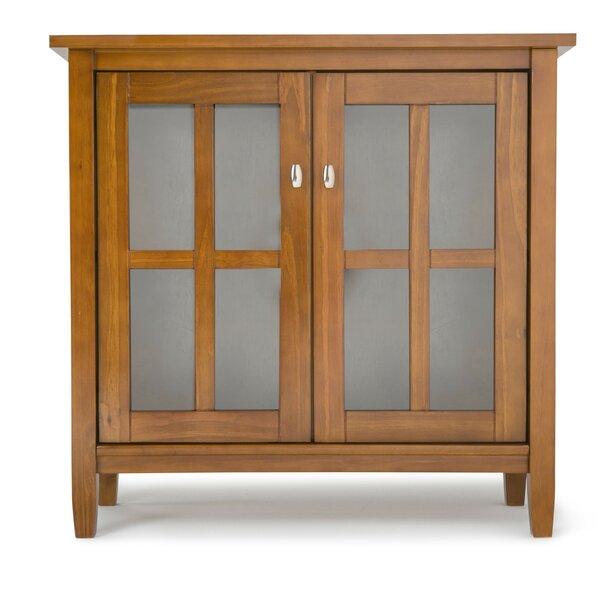 Alameda 2 Door Accent Cabinet by Alcott Hill